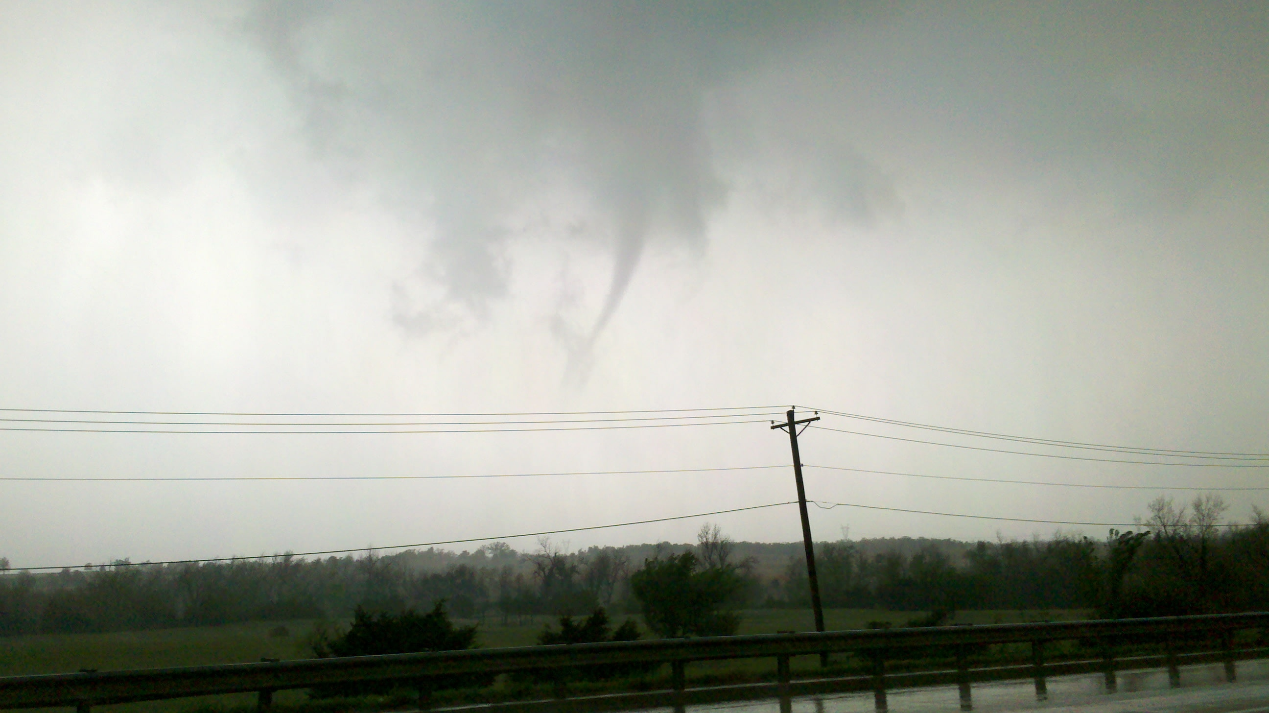 Stroud, Oklahoma Tornado. April 14, 2011