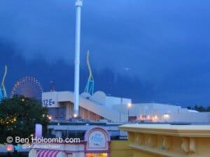 Storm over Disaster Transport