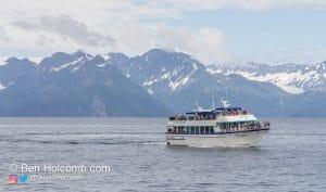 Another Kenai Fjords Tour Boat