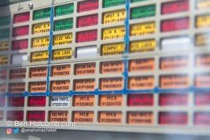 Mission control lights