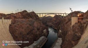Hoover Dam Pano