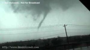 Stroud, Oklahoma Tornado on April 14, 2011