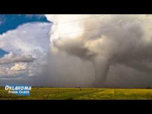 November 7, 2011 Tornadoes - Tipton Oklahoma Tornado, Saddle Mountain, Windfarm tornado