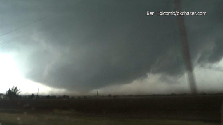 Big Spring, Texas Tornado