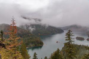 Diablo Lake Vista Point