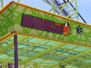 Wildcat at Cedar Point