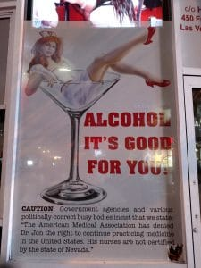 Alcohol It's Good For You