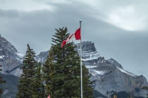Banff Park Entrance