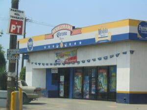 Beer Store in Tijuana