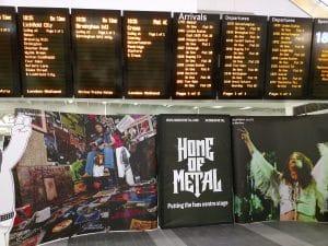 Home of Metal Birmingham England