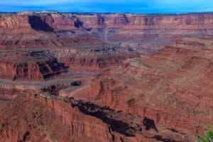From Dead Horse Point State Park