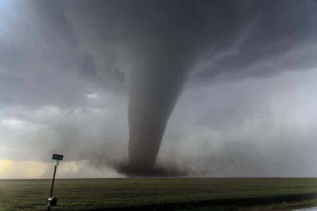 Dodge City KS Tornado