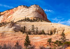Eastern Zion National Park