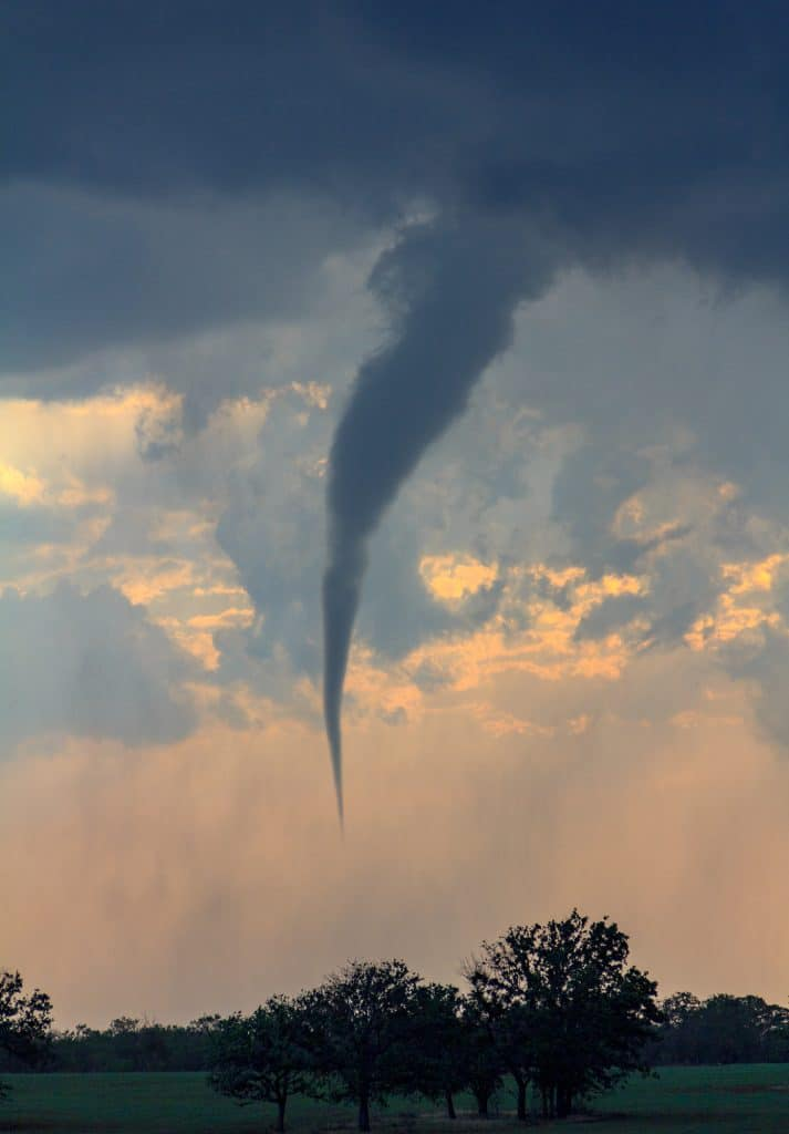 Eliasville, TX Tornado