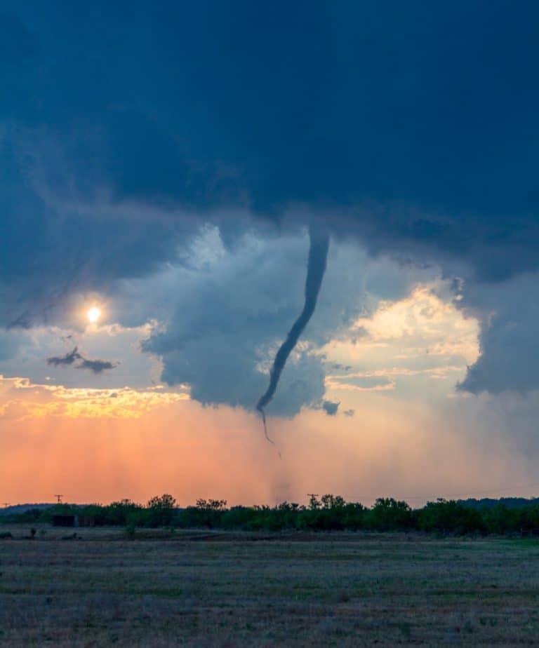 Eliasville, Texas Tornado on May 17, 2013