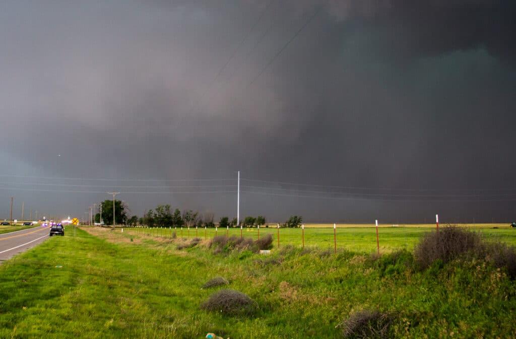 Tipton Tornado
