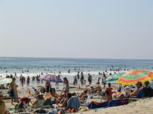 Encinitas, CA Beach