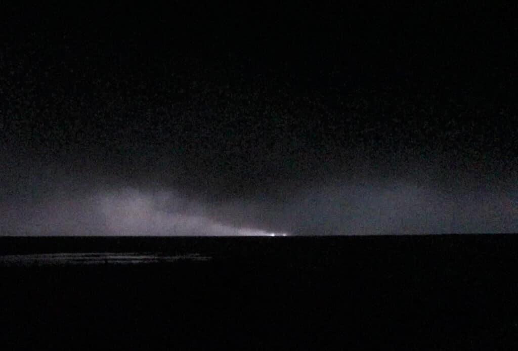 Wedge near Ensign, KS