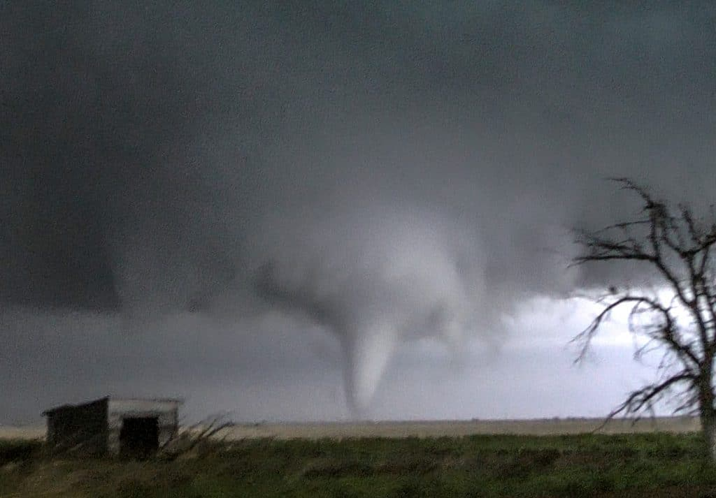 Eva OK Tornado