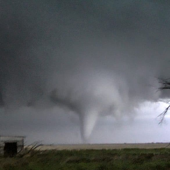 Eva, Oklahoma Tornado April 15, 2016