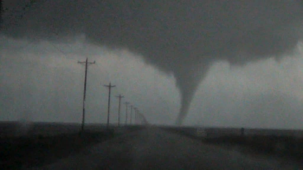 Eva Oklahoma Tornado