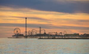 Galveston Amusement Park