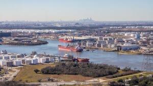 Houston Harbor