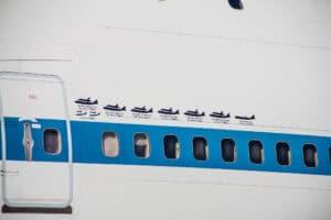 Flight badges