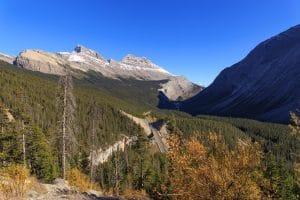 Icefields Parkway Jasper National Park