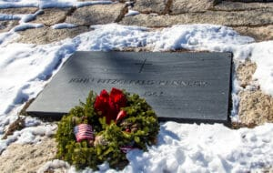 JFK's Gravesite