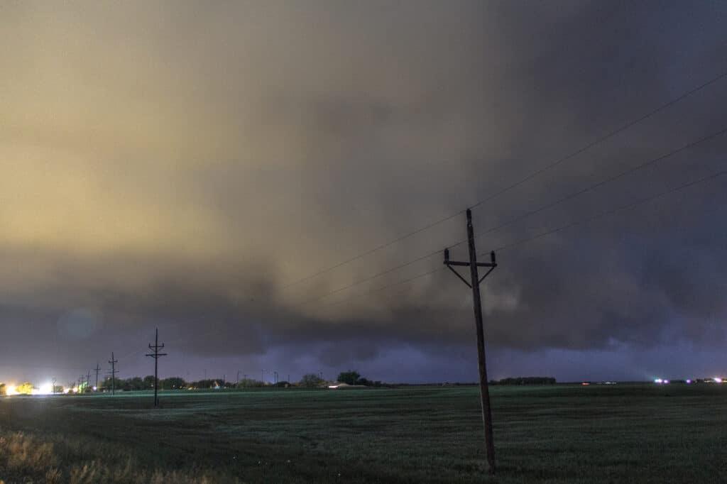 Tornado Warned