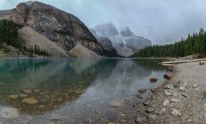 Moraine Lake Pano