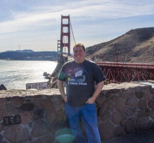 Me and the Golden Gate