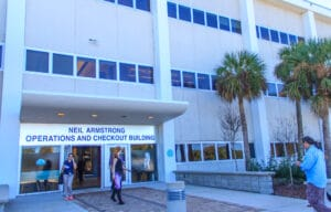 Neil Armstron Operations and Checkout Building