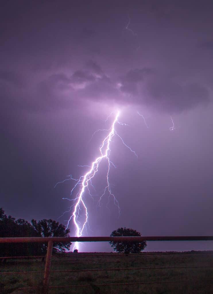 North Texas Lightning