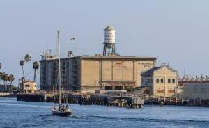Port of Los Angeles Warehouse No 1