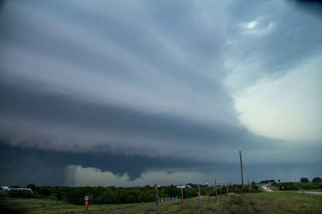 Red River Supercell