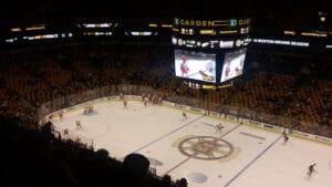 Red Wings in Boston