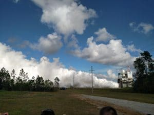 Rocket Engine Test