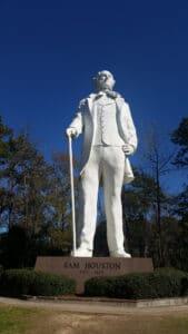 Sam Houston Statue