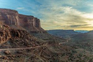 Shafer Canyon Sunrise