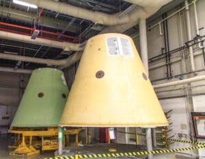 Solid Rocket Booster top cones
