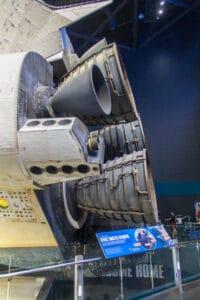 Atlantis' Engines