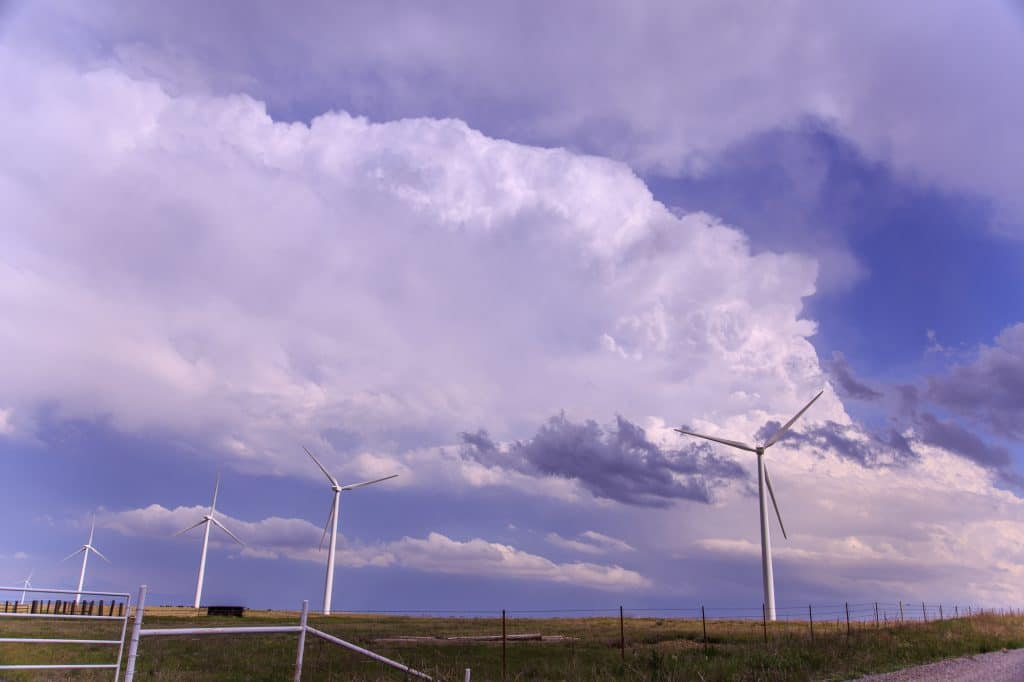 Storms and Windmills