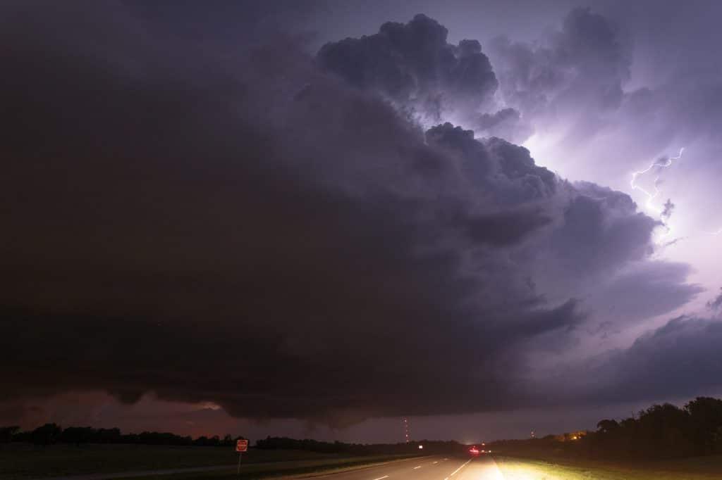 Stratford Oklahoma Storm