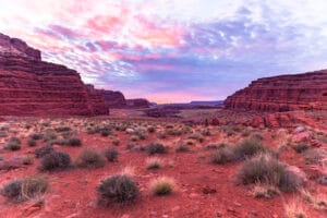 Potash Sunrise