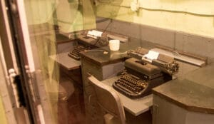 Telegraph Room