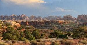 Canyonlands National Park Needles District