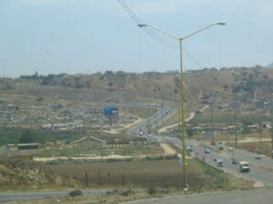 Tijuana Landscape