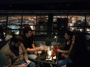 Top of Stratosphere
